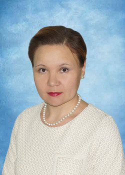 Муталлапова Резида Дамировна